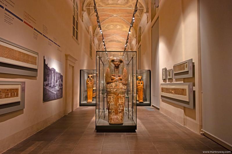 Galleria dei Sarcofagi