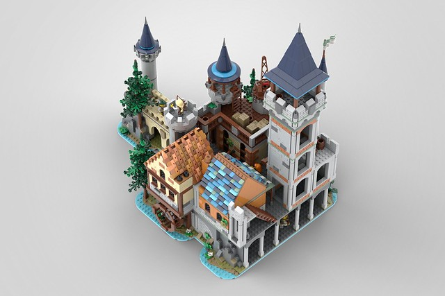 Medieval Fortress (Castle)