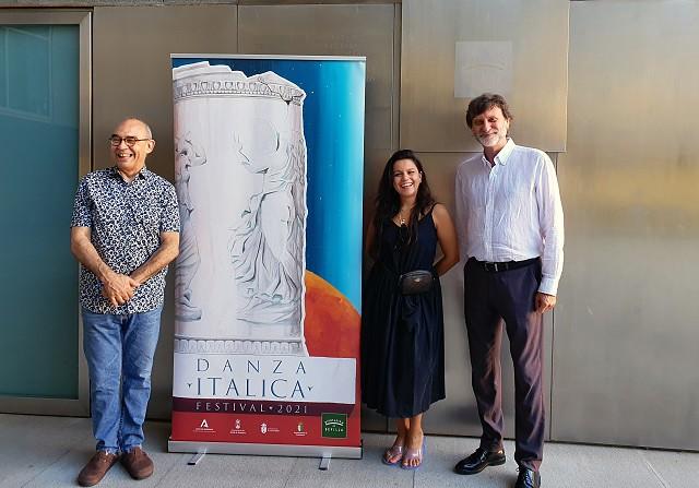 Festival Internacional de Danza Itálica 2021
