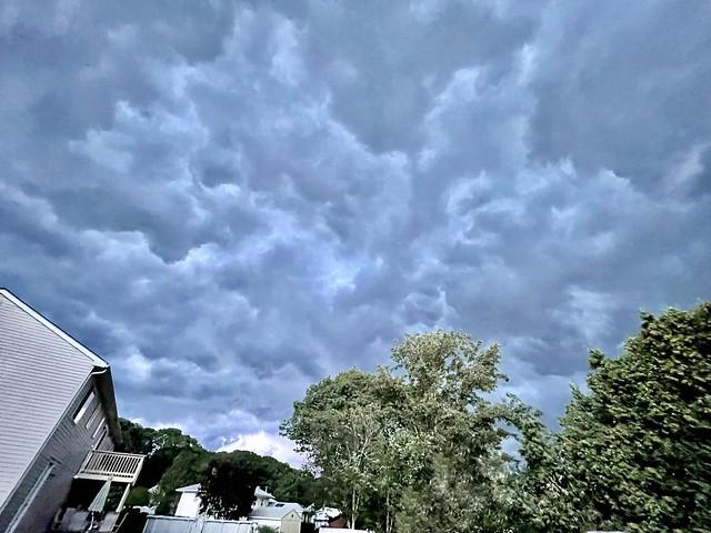 Thunderstorms | June 2021