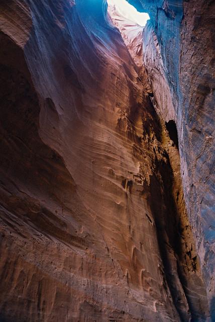 Slot Canyon Interior