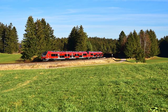 633 039-2 PESA I RE 57588 I Riedles / Allgäu (13544)