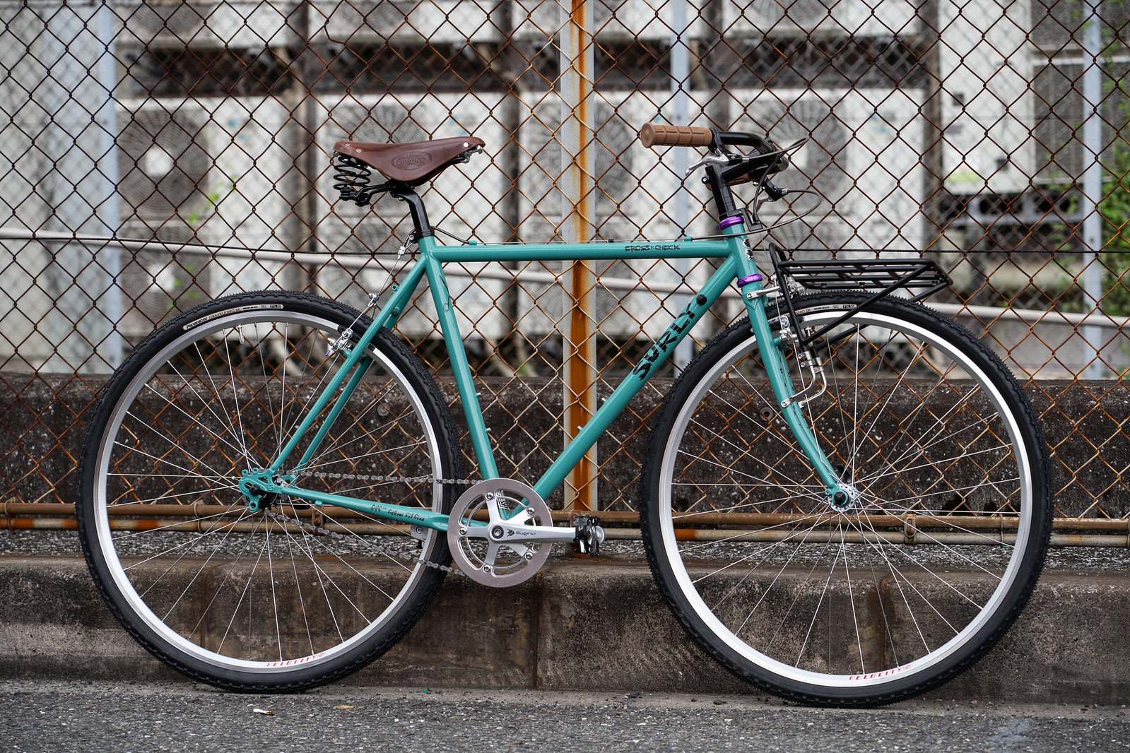 *SURLY* cross×check (52)