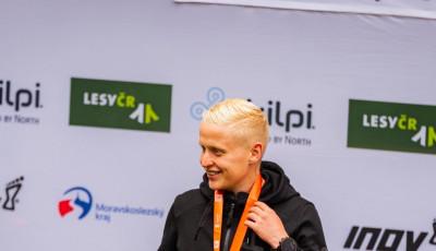 Zubřan Tomáš Štverák vyhrál Horskou výzvu v Beskydech