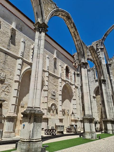 Carmo Convent... ruins