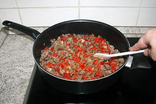 13 - Braise bell pepper / Paprika andünsten