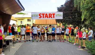 Slavkovský poutní běh vyhrál v traťovém rekordu Dvořák