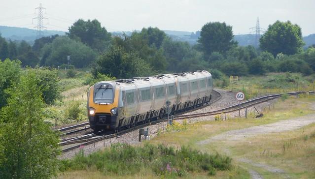 220032 + 220034 - Wichnor Junction, Staffordshire
