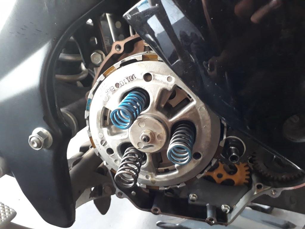 Slipper Clutch Yamaha R15