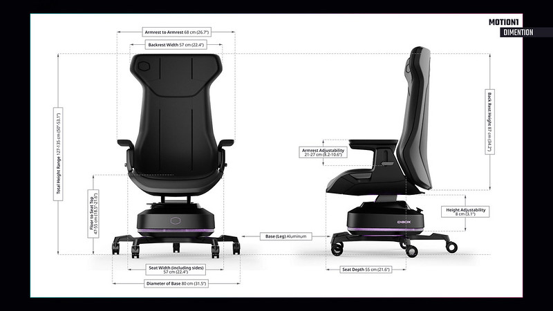 Motion 1 Gaming Chair
