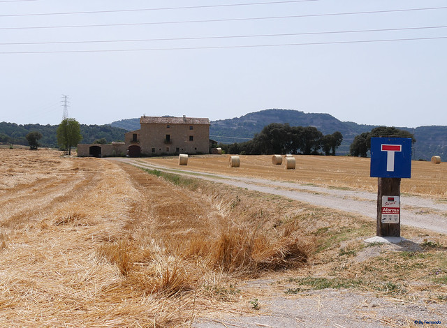 Camps de Can Tresquarts -01- Mas El Sunyer 1668 -01-