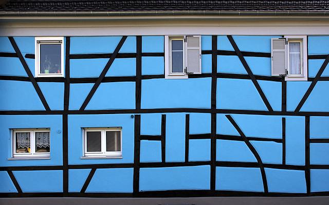 Blue House Windowrama