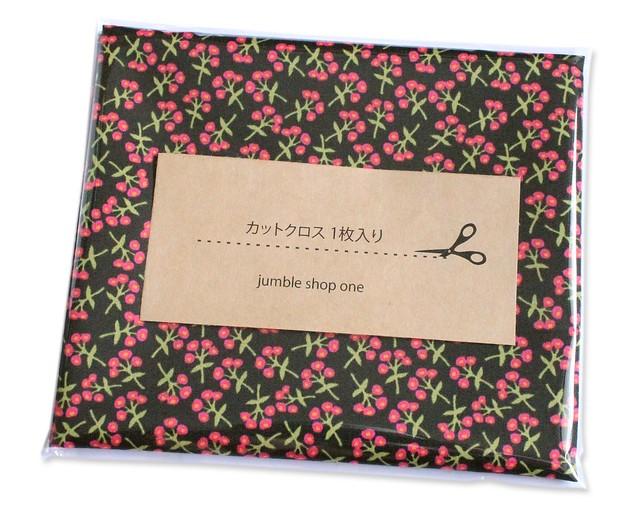 カットクロス Art Gallery Fabrics Open Heart Sweet Floret Cerise