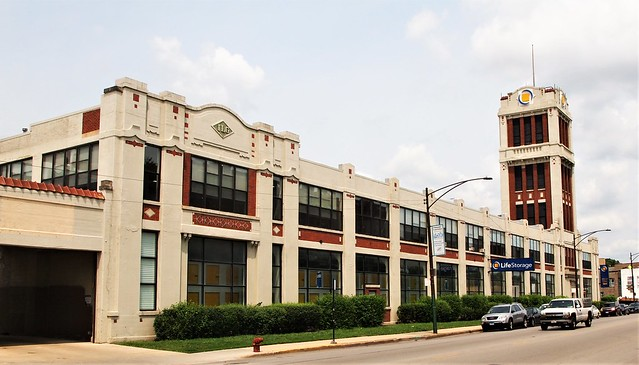 Former ILG Electric Ventilating Company