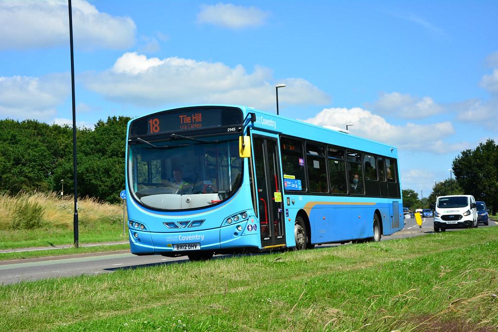 NX Coventry 2145, BX12DHV - 18
