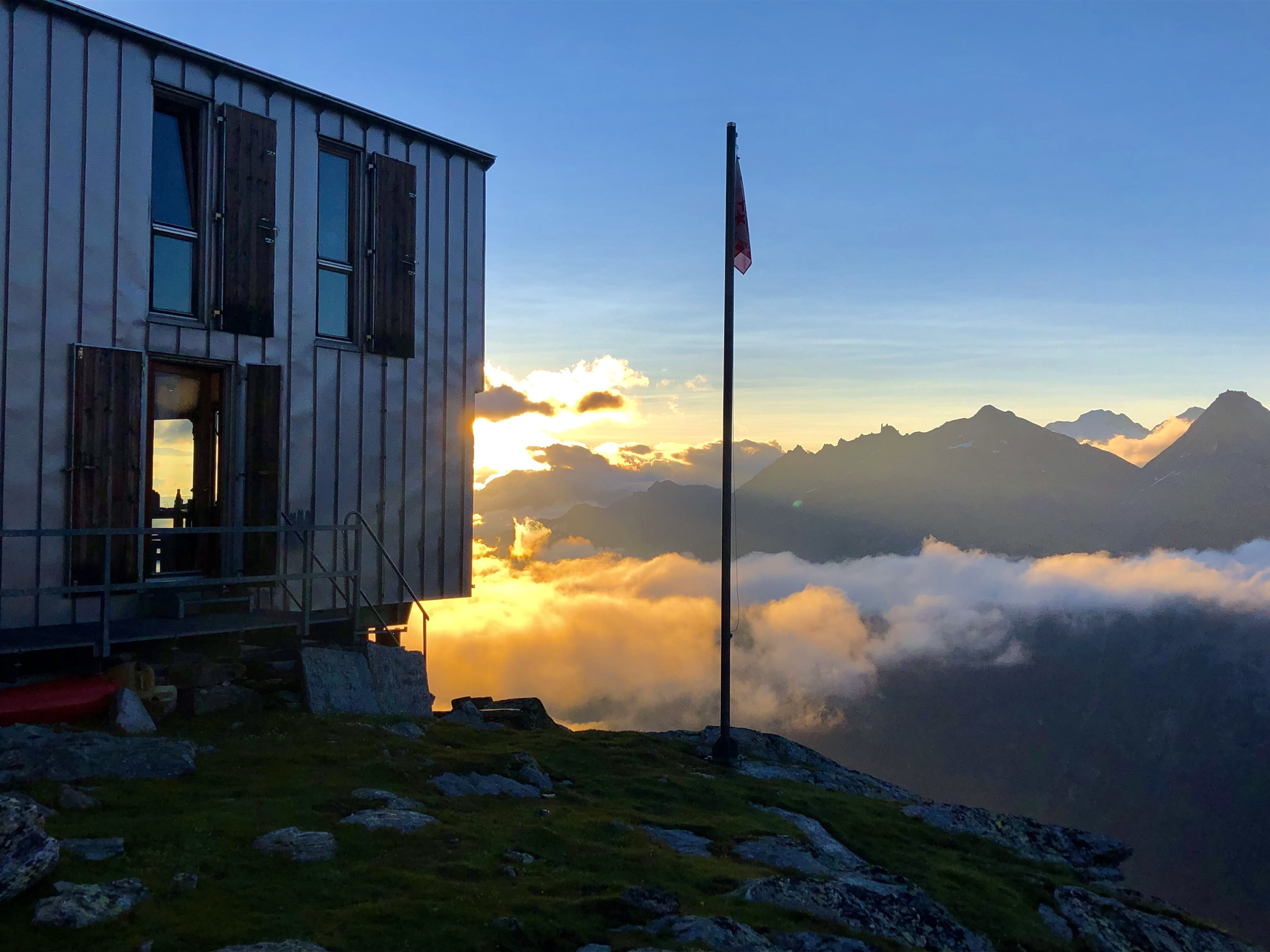 St-Niklas - Topalihütte (10-11.07.2021)