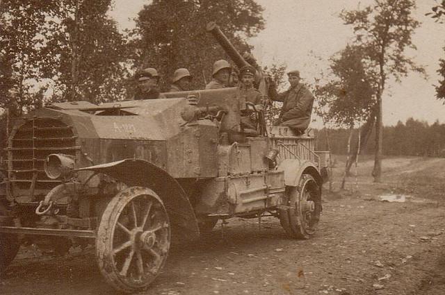Flak Wagen
