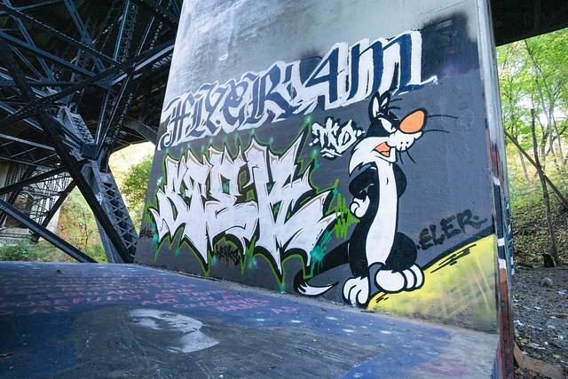 Toronto Graffit - Bridges