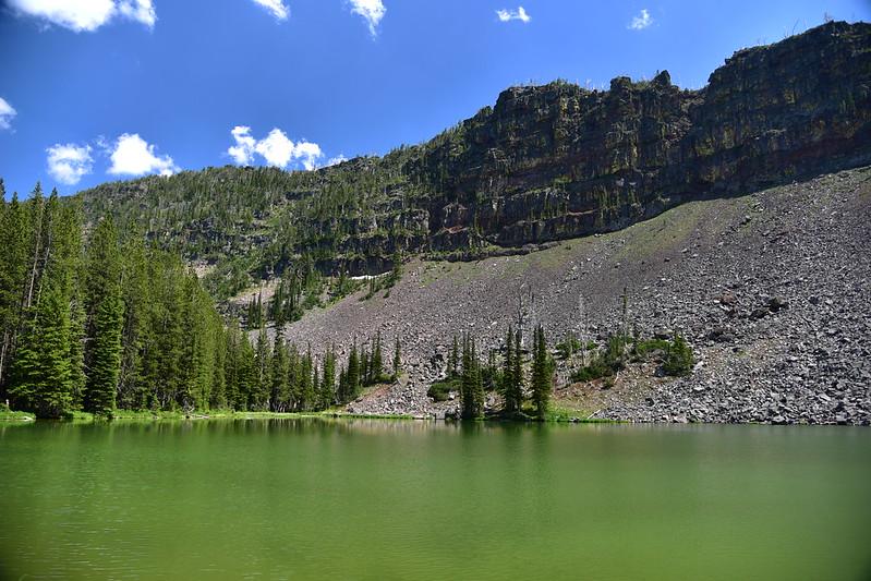 Little Slide Lake