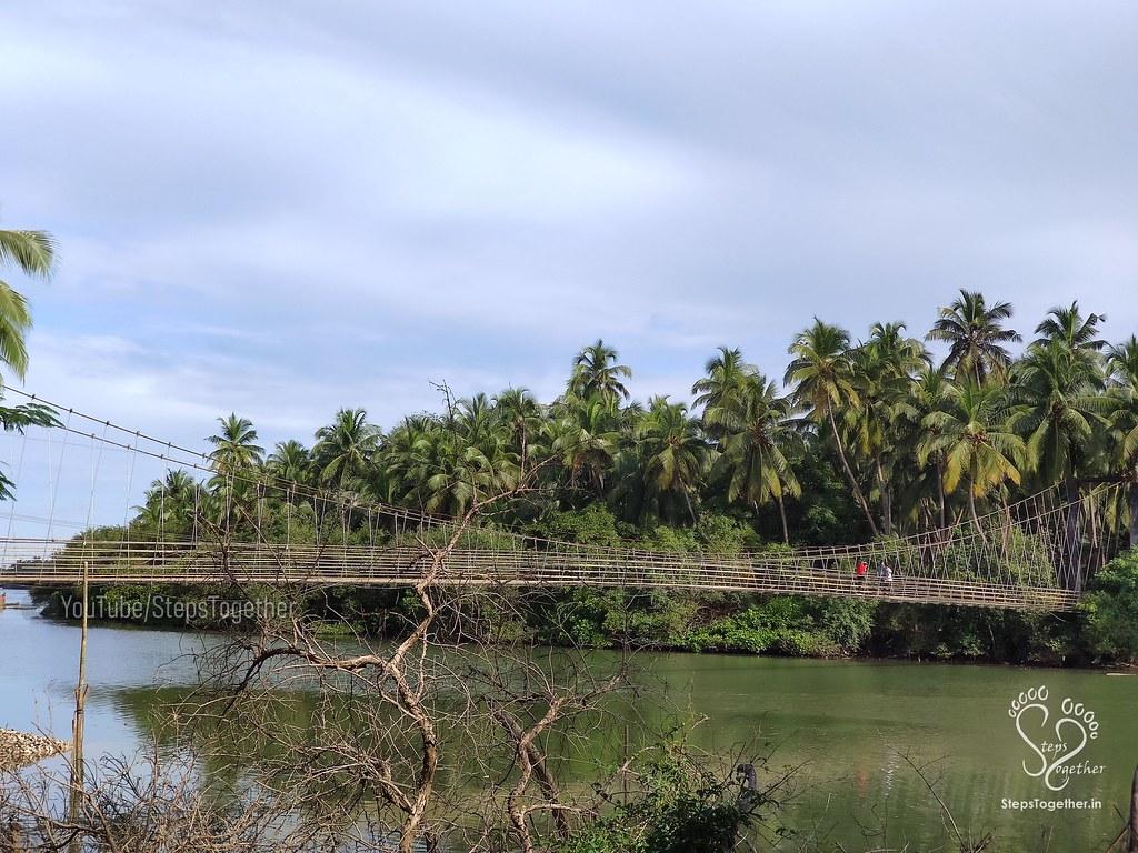 Kemmannu Hanging Bridge