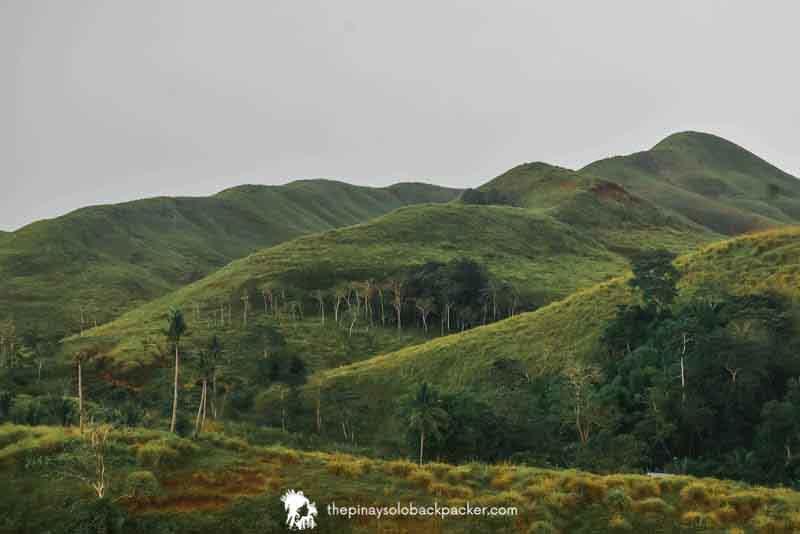 bohol mountains