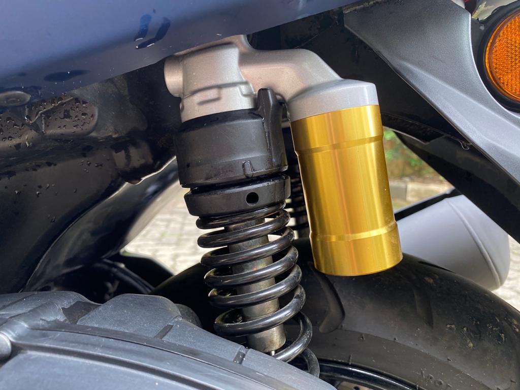 Yamaha NMax Sub Tank Suspension