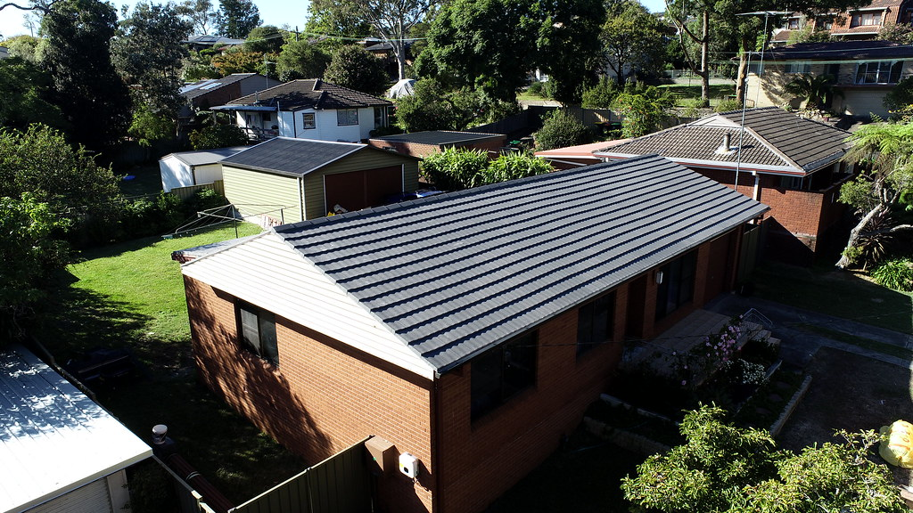 Sydney Roofing   Repairs & Installation   City2surf Roofing   Project Berowra