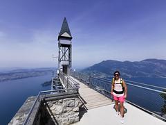 Výtah Hammetschwand