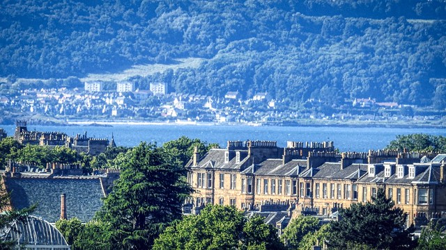 From Inverleith to Burntisland with Love