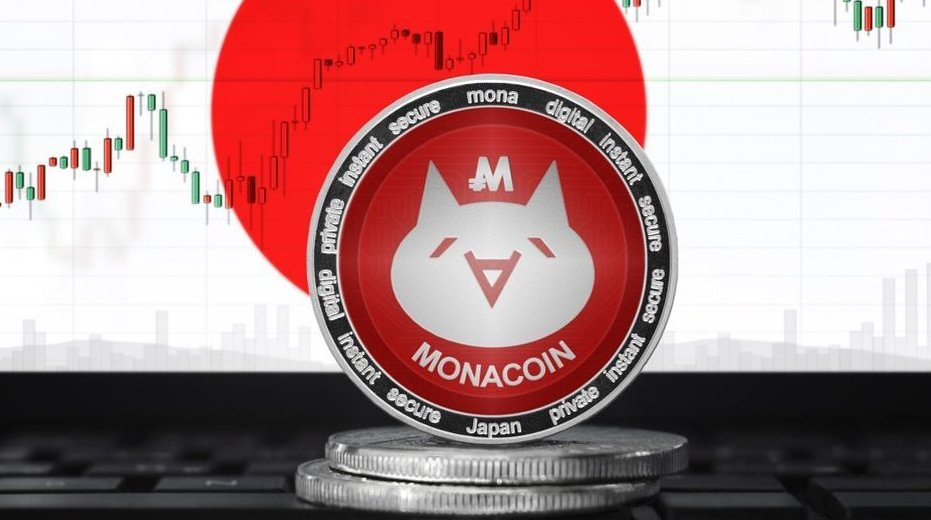 MonaCoin cryptocurrency