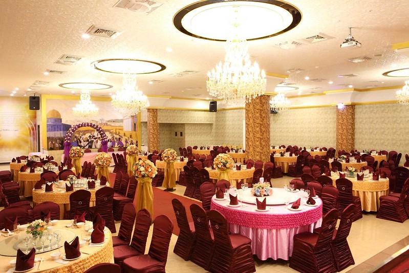 中國風宴會廳