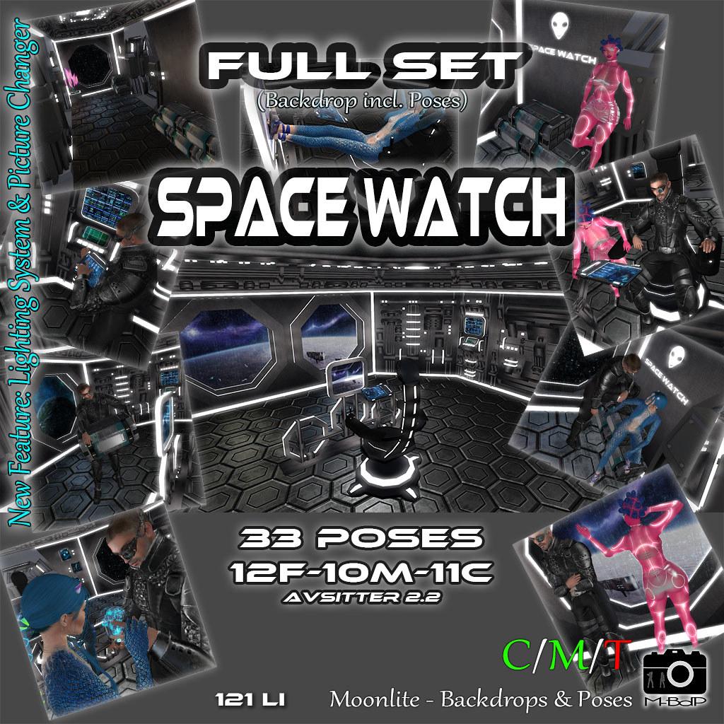 Space Watch FullSet