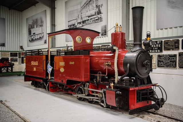 Sragi 14, Statfold Barn Railway Museum