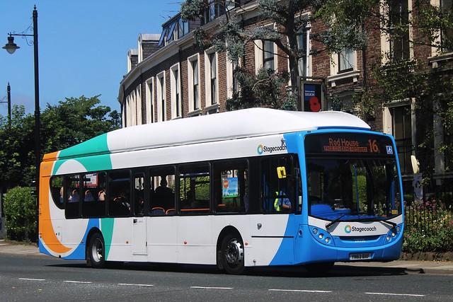 Stagecoach 28008 / YN63 BXF