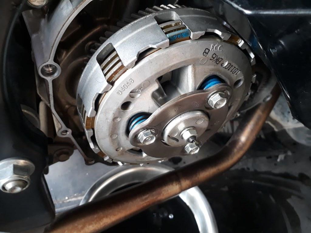 Yamaha R15 VVA Clutch Assy