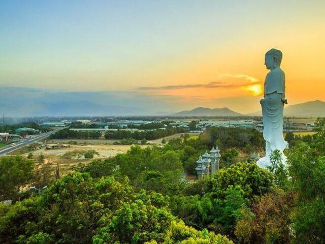 Tong Lam Lo Son Pagoda Nha Trang