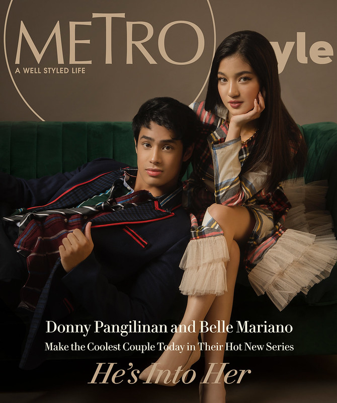 MetroStyle-DonBelle-Donny-Pangilinan-Belle-Mariano-Cover-2