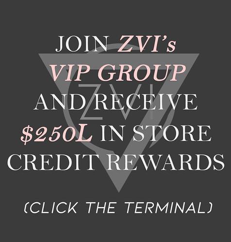 ZVI VIP GROUP CREDIT REWARDS - 250L