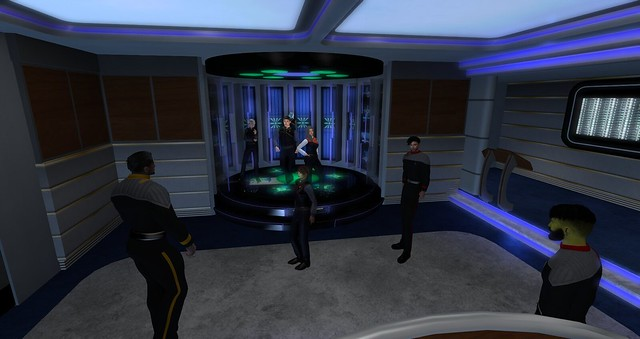 UFS HQ,USS Thor and Rookery Starfleet Roleplay 2