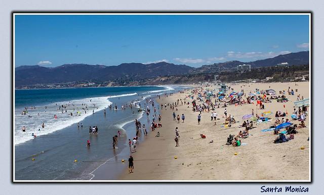 July 15th 2015 - Santa Monica State Beach