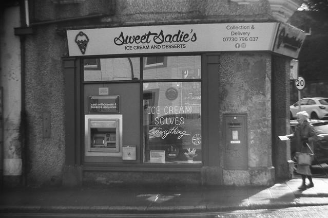 Sweet Sadies. Corona 35r with RPX100. 2021