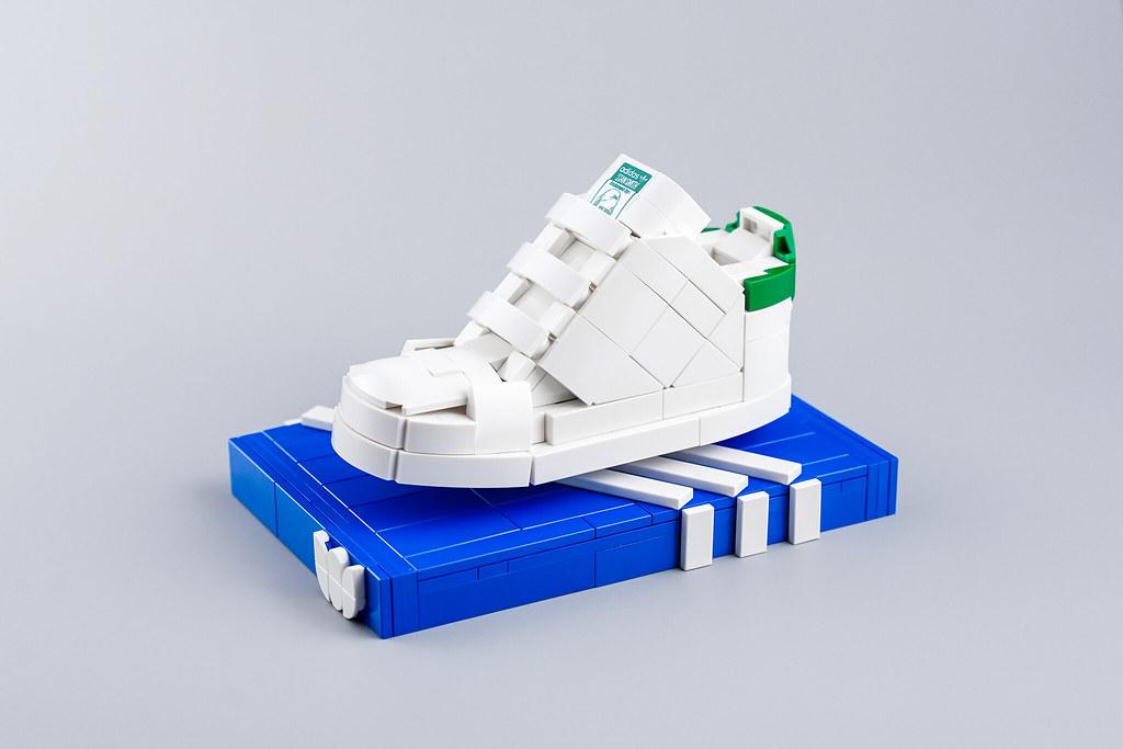 LEGO x Adidas Stan Smith