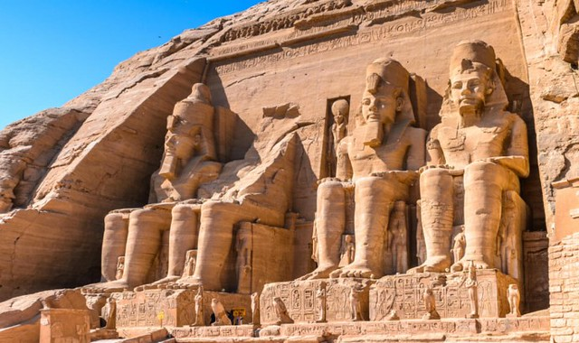 Abu Simbel (Egipto)