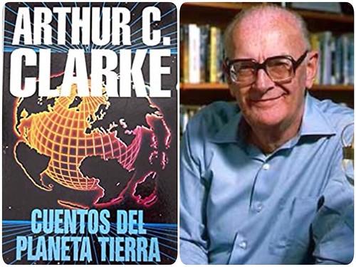 """""""CUENTOS DEL PLANETA TIERRA"""" de Arthur C. Clarke"""