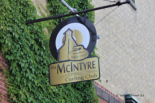The McIntyre Curling Club since 1939