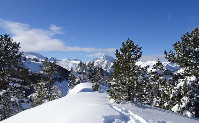 France Pyrénées Aspe Col du Somport