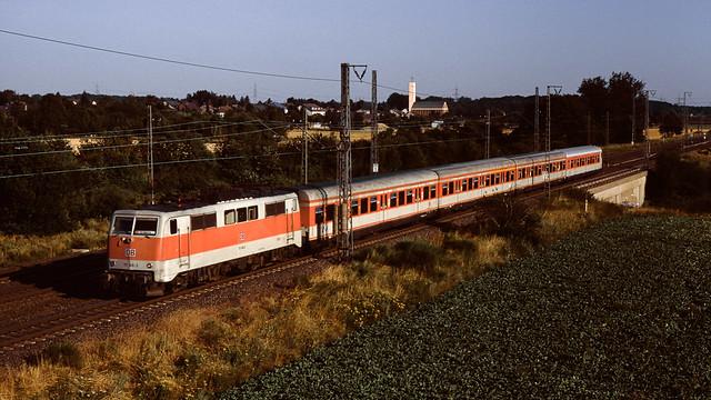 DB 111 148 Langenfeld (Rheinl) 02.08.1995