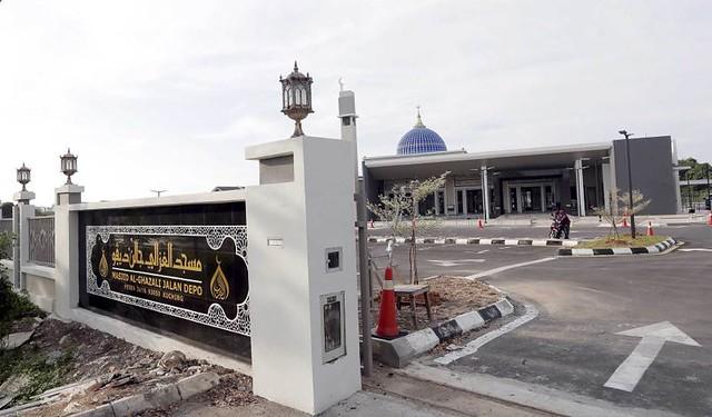 Dokumentari Masjid Al-Ghazali, Wakaf Ikhlas Mangsa Tragedi Mh17, Aidiladha Ini Di Rtm