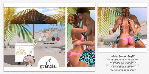 Granola. New Group Gift!