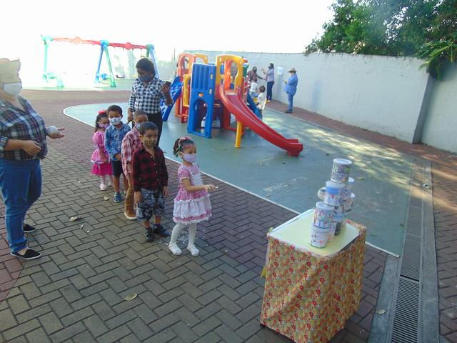 Momento Junino Infantil ao 1º ano - Grupo 1 - Infantil I